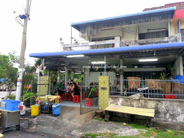 Famous Sungai Dua Fish Meat Bee Hoon, Tom Yam & Bah Kut Teh Stall @ Sungai Dua, Penang (1)