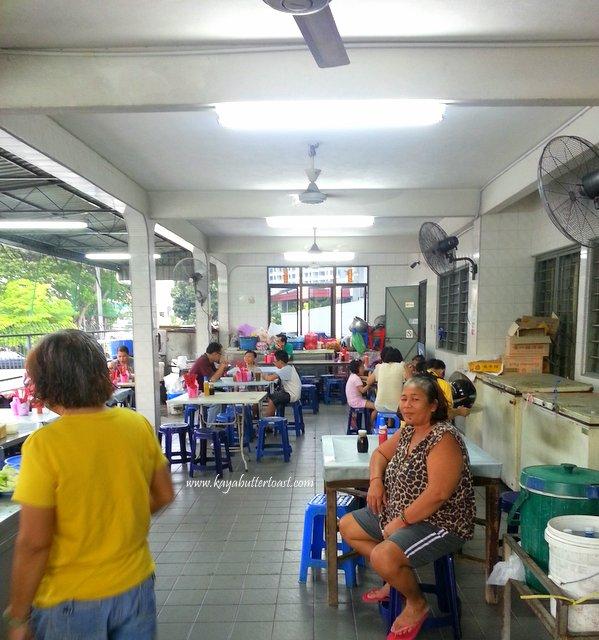 Famous Sungai Dua Fish Meat Bee Hoon, Tom Yam & Bah Kut Teh Stall @ Sungai Dua, Penang (6)
