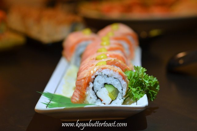 Sakana Sushi Bar and Cuisine @ Penang Road, Georgetown, Penang (10)