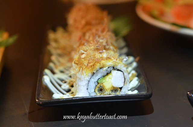 Sakana Sushi Bar and Cuisine @ Penang Road, Georgetown, Penang (11)