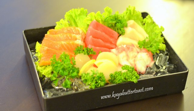 Sakana Sushi Bar and Cuisine @ Penang Road, Georgetown, Penang (5)