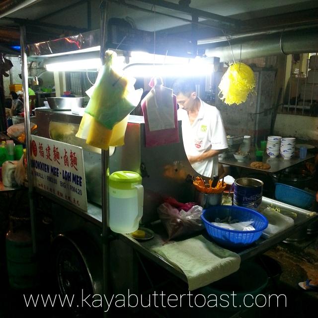 Hokkien Mee @ Night Street Food, Jelutong Market (2)