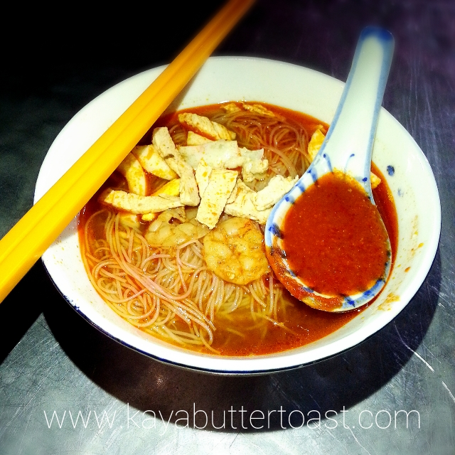 Hokkien Mee @ Night Street Food, Jelutong Market (4)