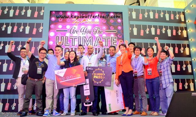 TGV Cinema The Ultimate Movie Buff Challenge 2014 @ Gurney Paragon, Penang (13)