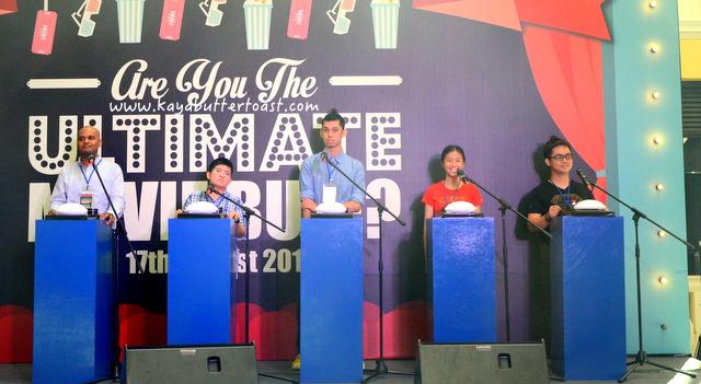 TGV Cinema The Ultimate Movie Buff Challenge 2014 @ Gurney Paragon, Penang (5)
