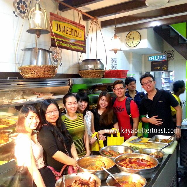 The Oldest Nasi Kandar in Penang @ Hameediyah Restaurant, Campbell Street, Georgetown, Penang (7)