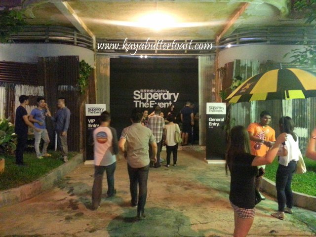 SuperDry 極度乾燥(しなさい) Is In Penang Now (2)