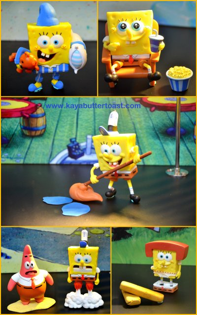 Celebrate Holiday With SpongeBob SquarePants in Gurney Paragon Mall (21)