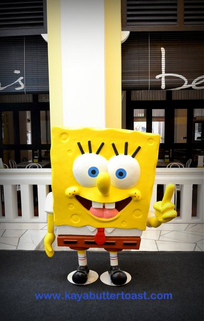 Celebrate Holiday With SpongeBob SquarePants in Gurney Paragon Mall (25)