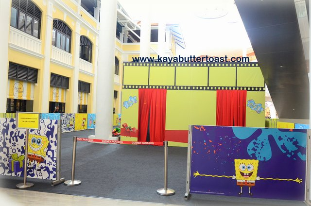 Celebrate Holiday With SpongeBob SquarePants in Gurney Paragon Mall (4)