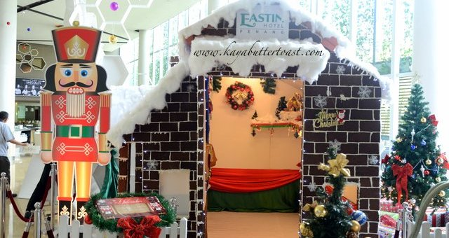 Eastin Hotel Penang December 2014 Buffet Theme - Christmas Eve & New Year Eve (1)