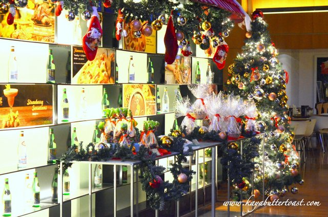 G Hotel Christmas Eve 2014 Buffet Dinner @ G Cafe, G Hotel, Gurney Drive, Penang (2)