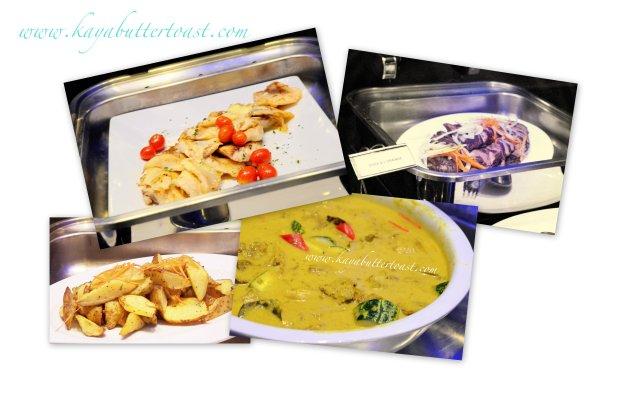 G Hotel Christmas Eve 2014 Buffet Dinner @ G Cafe, G Hotel, Gurney Drive, Penang (22)