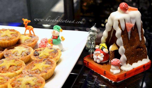 G Hotel Christmas Eve 2014 Buffet Dinner @ G Cafe, G Hotel, Gurney Drive, Penang (6)