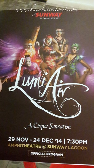 Gala Premiere of LumiAir - A Cirque Sensation (1)