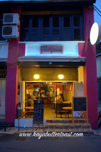 Love & Latte (& Nutella Too!) @ Love Lane, Georgetown, Penang (2)