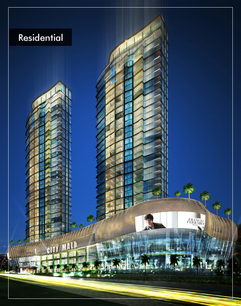 City residence-IVORY PROPERTY FAIR 羊羊得亿产业展销会