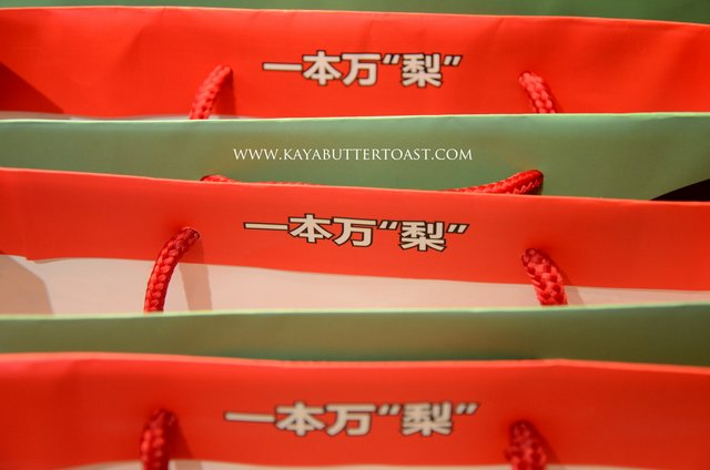 Limited Edition Gartien 小田佳园 2015 Lunar New Year Pineapple Cakes (9)