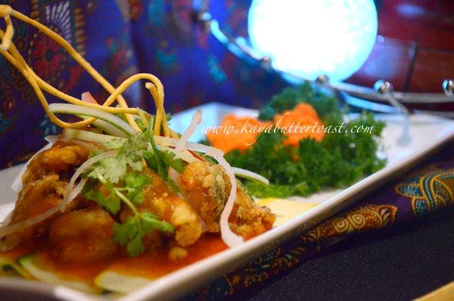 Songkran Sawadee Pee Mai @ Swez Brasserie, Eastin Hotel, Bayan Lepas, Penang (15)