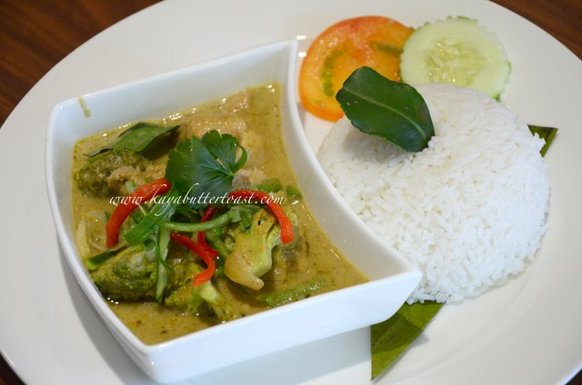 Thai Set Lunch 2015 @ Zest Bar Cafe, Glow Hotel, Georgetown, Penang (11)
