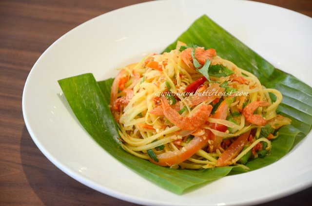 Thai Set Lunch 2015 @ Zest Bar Cafe, Glow Hotel, Georgetown, Penang (9)