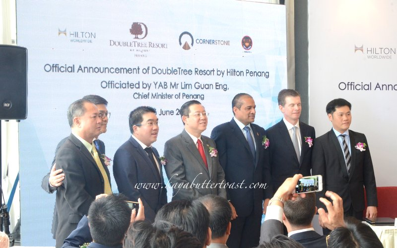 Announcement Press Conference of DoubleTree Resort by Hilton Penang @ 32 Mansion, Georgetown, Penang (16)