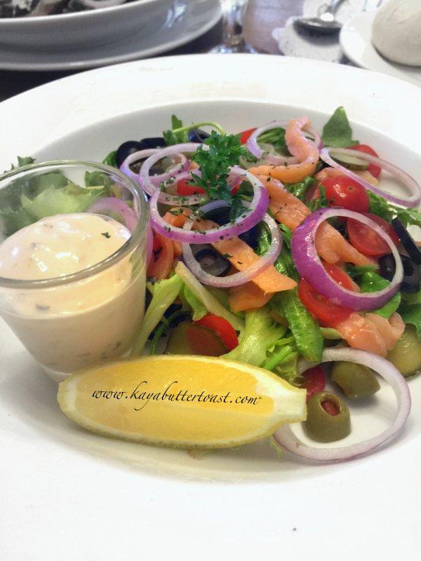 [Buy 1 Free 1 Set] David Brown Restaurant & Tea Terrace @ Penang Hill, Air Itam, Penang (15)