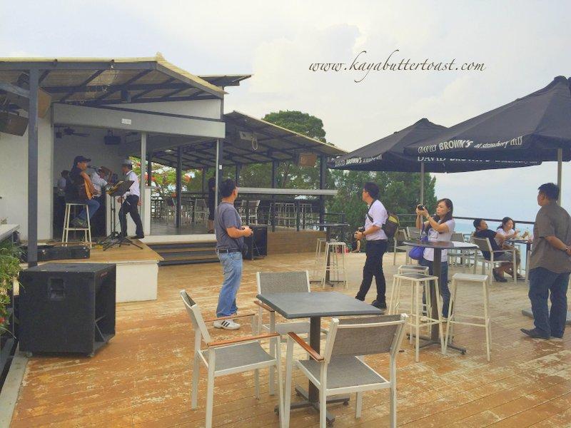 [Buy 1 Free 1 Set] David Brown Restaurant & Tea Terrace @ Penang Hill, Air Itam, Penang (2)
