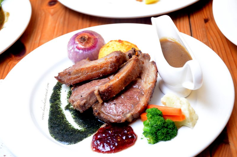 [Buy 1 Free 1 Set] David Brown Restaurant & Tea Terrace @ Penang Hill, Air Itam, Penang (24)