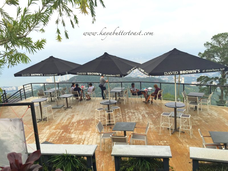 [Buy 1 Free 1 Set] David Brown Restaurant & Tea Terrace @ Penang Hill, Air Itam, Penang (4)