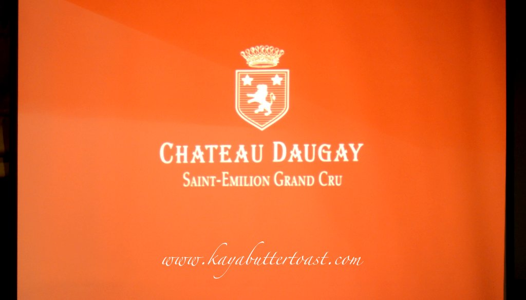 Chateau Daugay Wine Dinner 2015 @ The View Restaurant, Equatorial Hotel Penang (2)