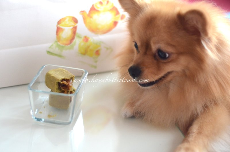 [NEW] Gartien Uji Matcha Pineapple Cake @ Gartien 小田佳园, Georgetown, Penang (11)
