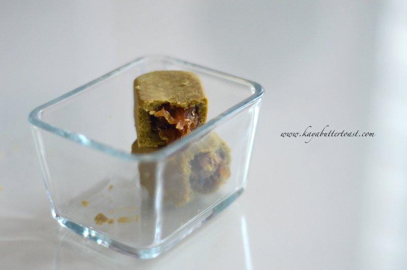 [NEW] Gartien Uji Matcha Pineapple Cake @ Gartien 小田佳园, Georgetown, Penang (7)