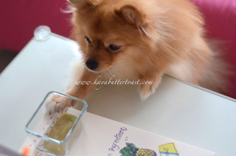 [NEW] Gartien Uji Matcha Pineapple Cake @ Gartien 小田佳园, Georgetown, Penang (9)