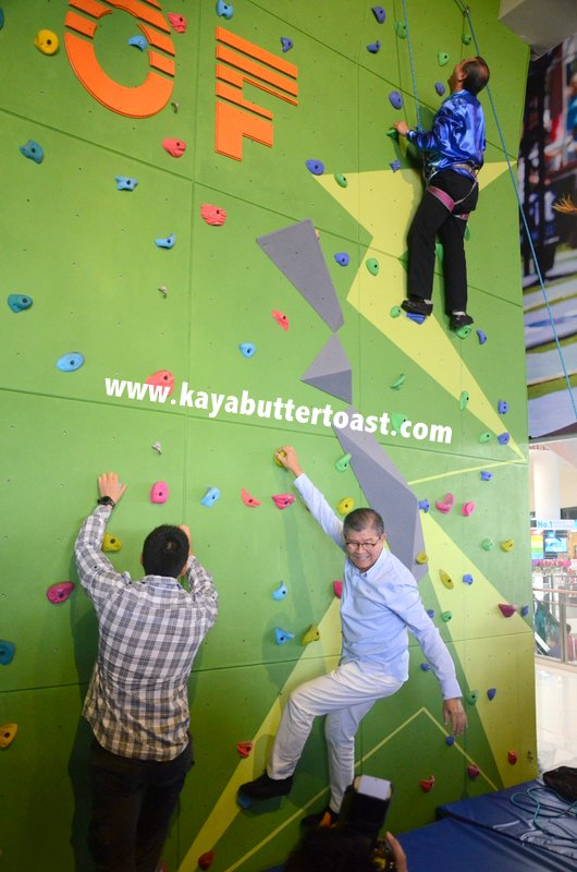 The Launching of Orient Fitness Gold @ Gurney Paragon Mall, Gurney Drive, Penang (11)