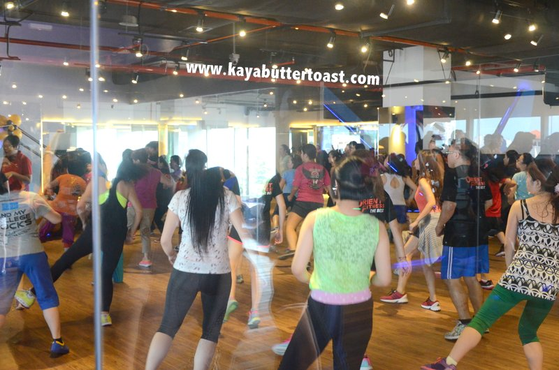 The Launching of Orient Fitness Gold @ Gurney Paragon Mall, Gurney Drive, Penang (16)