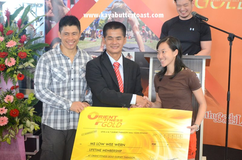 The Launching of Orient Fitness Gold @ Gurney Paragon Mall, Gurney Drive, Penang (22)