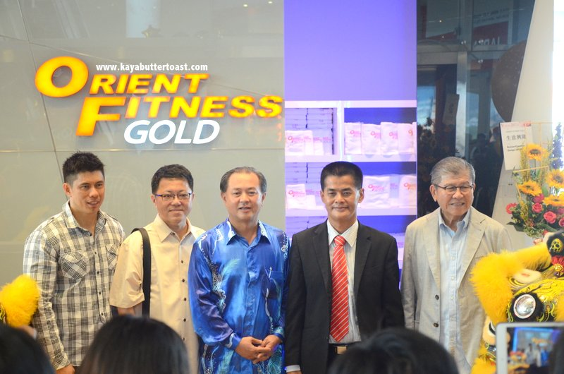 The Launching of Orient Fitness Gold @ Gurney Paragon Mall, Gurney Drive, Penang (6)