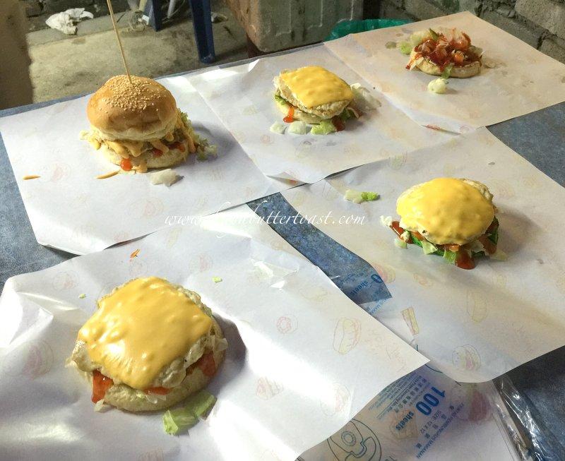 Clash of Clan Spoof Burger aka COC Burger @ Jalan Lembah Permai, Tanjung Bungah, Penang (12)