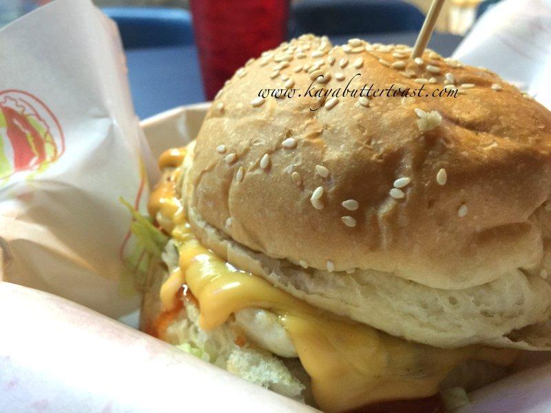 Clash of Clan Spoof Burger aka COC Burger @ Jalan Lembah Permai, Tanjung Bungah, Penang (18)
