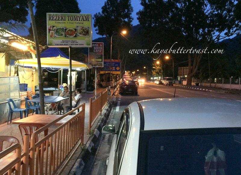 Clash of Clan Spoof Burger aka COC Burger @ Jalan Lembah Permai, Tanjung Bungah, Penang (2)