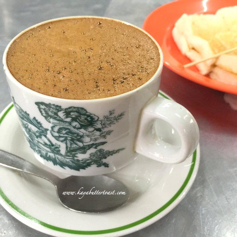 Coffee Stall No. 67 Kaya Butter Toast & Nasi Lemak & Kopi Peng @ Batu Lanchang Market, Penang (6)