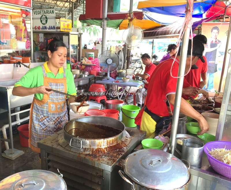The Famous Kim Leng Perak Road Loh Mee 大路后金龙卤面 @ Joo Huat Restaurant, Perak Road, Penang (5)