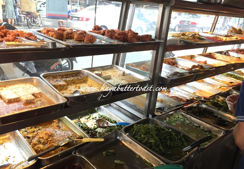 The Famous Kum Kee Special Economy Food @ Seng Huat Cafe, Perak Road, Penang (6)