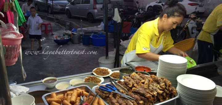 Tye Sin Street aka 四条路 or 4th Road Economy Bee Char Bee Hoon @ Lebuh Tye Sin, Georgetown, Penang (3)