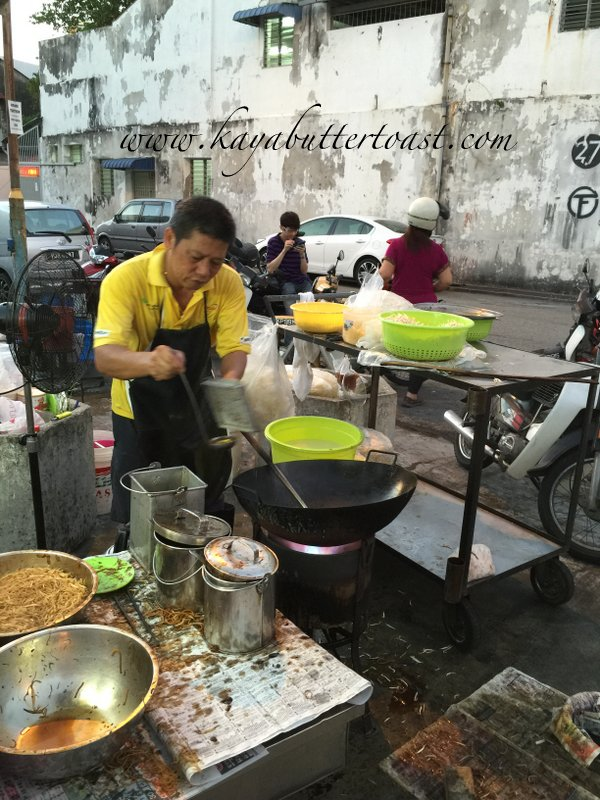 Tye Sin Street aka 四条路 or 4th Road Economy Bee Char Bee Hoon @ Lebuh Tye Sin, Georgetown, Penang (4)
