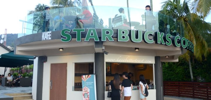 Walk Walk See See 2015 Starbucks Coffee @ Batu Ferringhi, Penang (11)