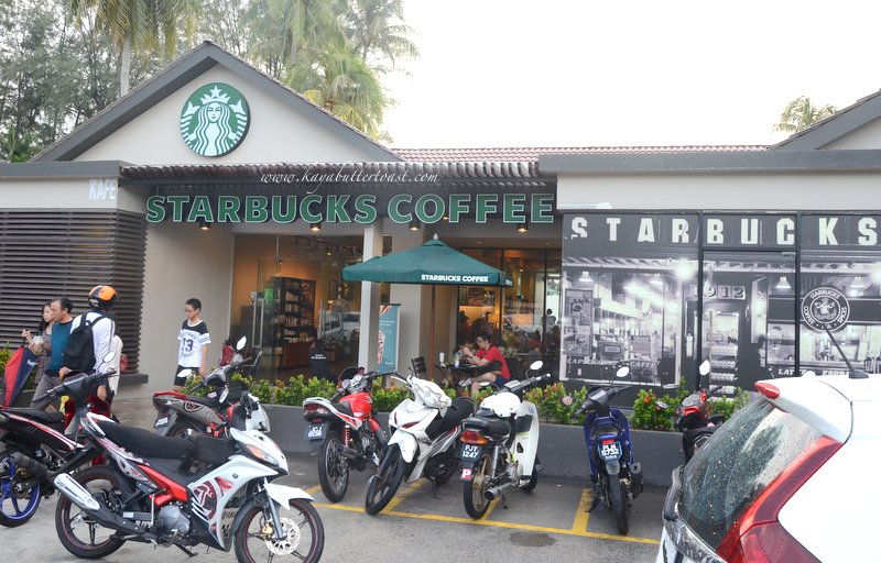 Walk Walk See See 2015 Starbucks Coffee @ Batu Ferringhi, Penang (2)