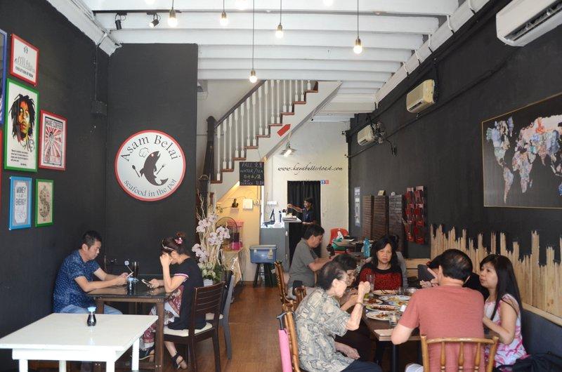 Asam Belai Restaurant @ Nagore Square, Nagore Road, Georgetown, Penang (3)