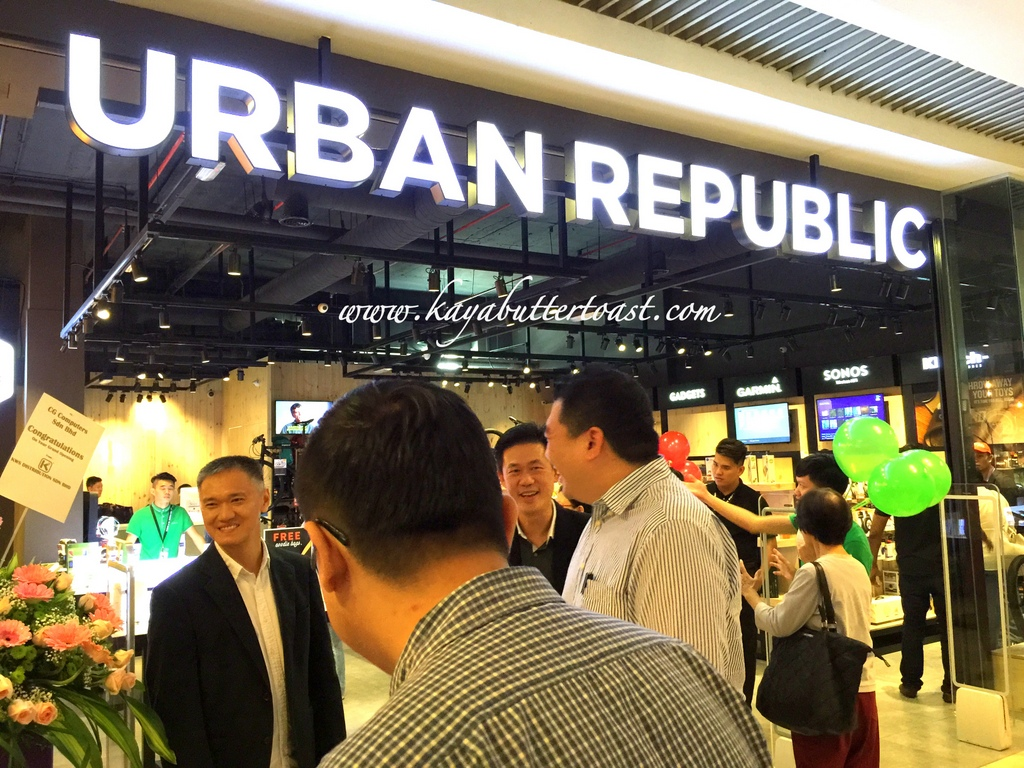 Grand Opening of Urban Republic Flagship Outlet @ Queensbay Mall, Bayan Lepas, Penang (2)